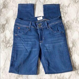 Hudson Flap Pocket Skinny Jeans Size 28